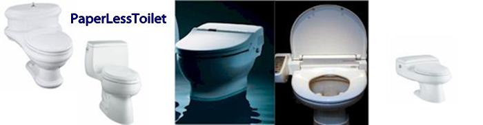 Welcome to PaperLess Toilet information source on purchasing a PaperLess Toilets